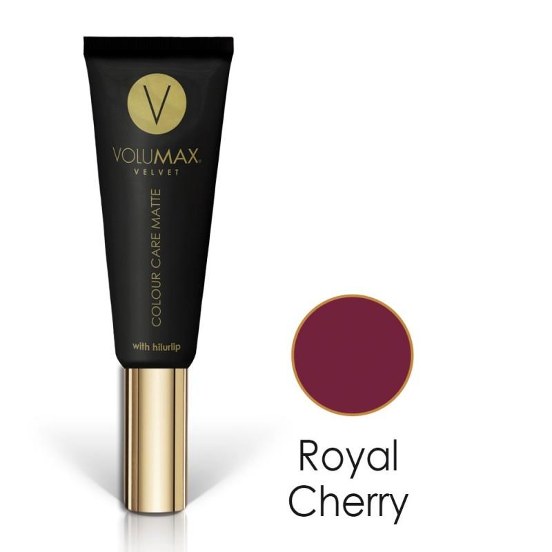 VELVET MATTE FINISH Royal Cherry