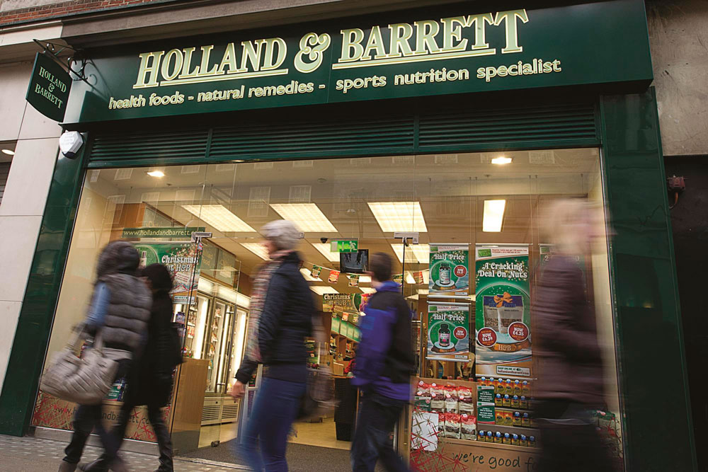 ELIFEXIR NATURAL BEAUTY IN HOLLAND AND BARRETT