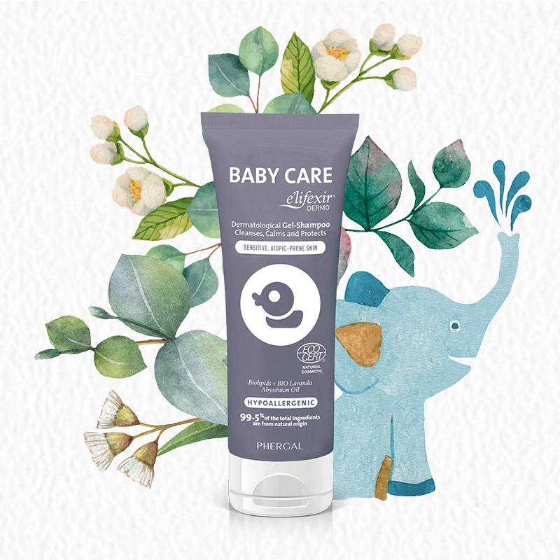 Dermatological Gel - Shampoo