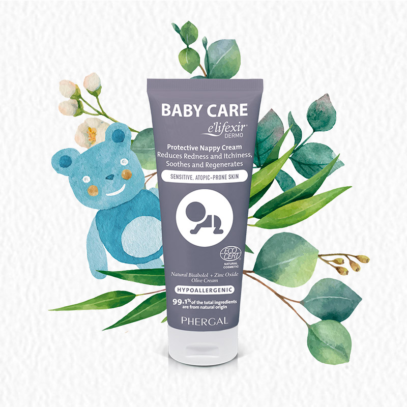 Protective Baby Nappy Cream