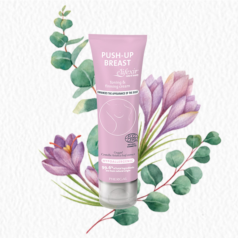 Push-up Breast Toning & Firming Cream