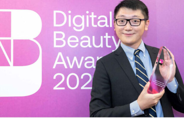 Our digital transformation, awarded as one of the best projects in the 'Digital Beauty Awards' 2021